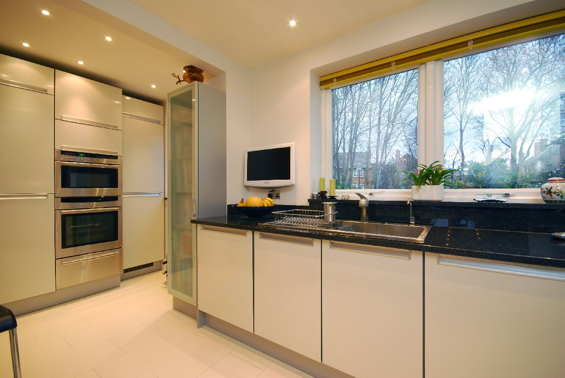 Home renovation Chiswick Quays