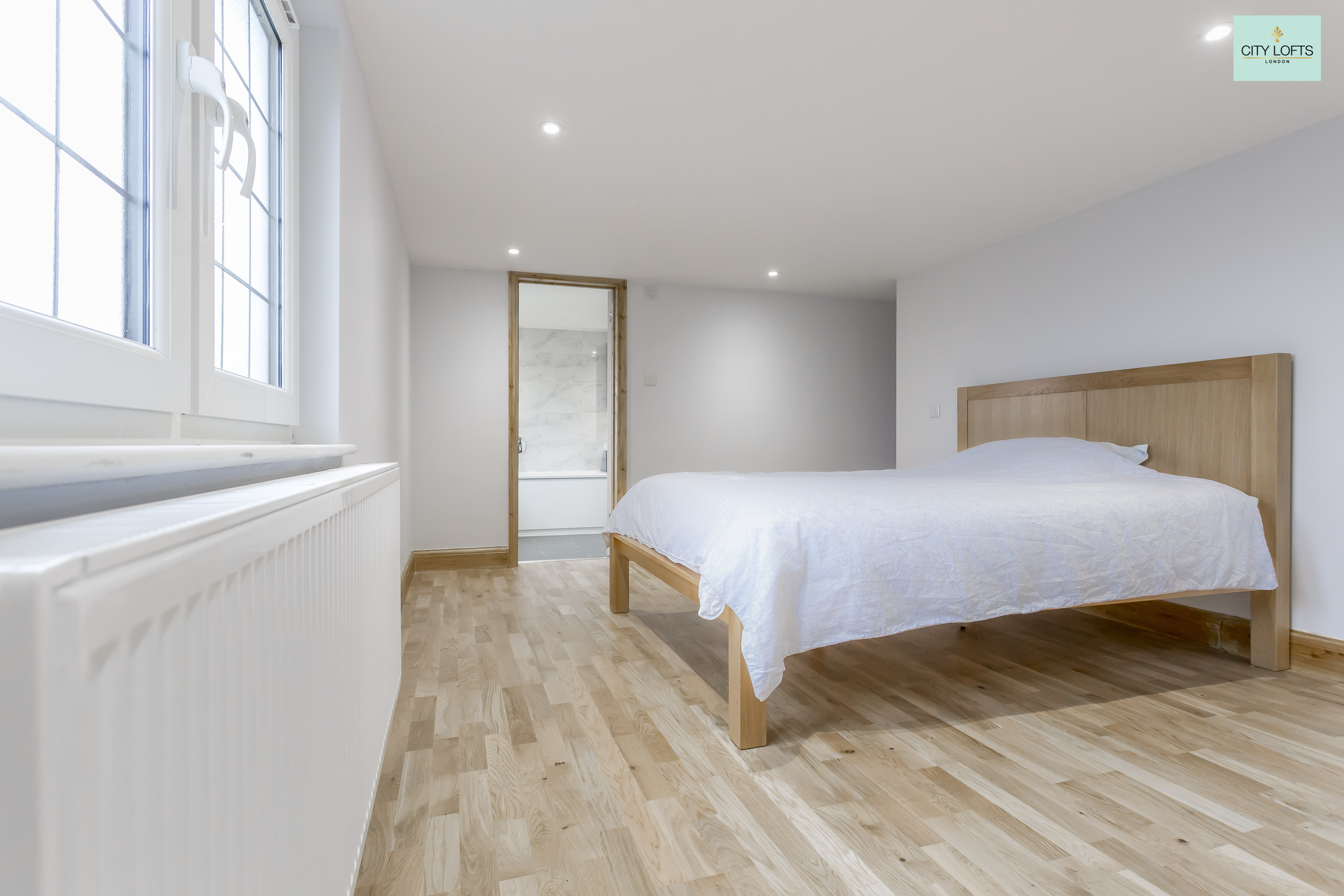Totteridge loft conversion large bedroom