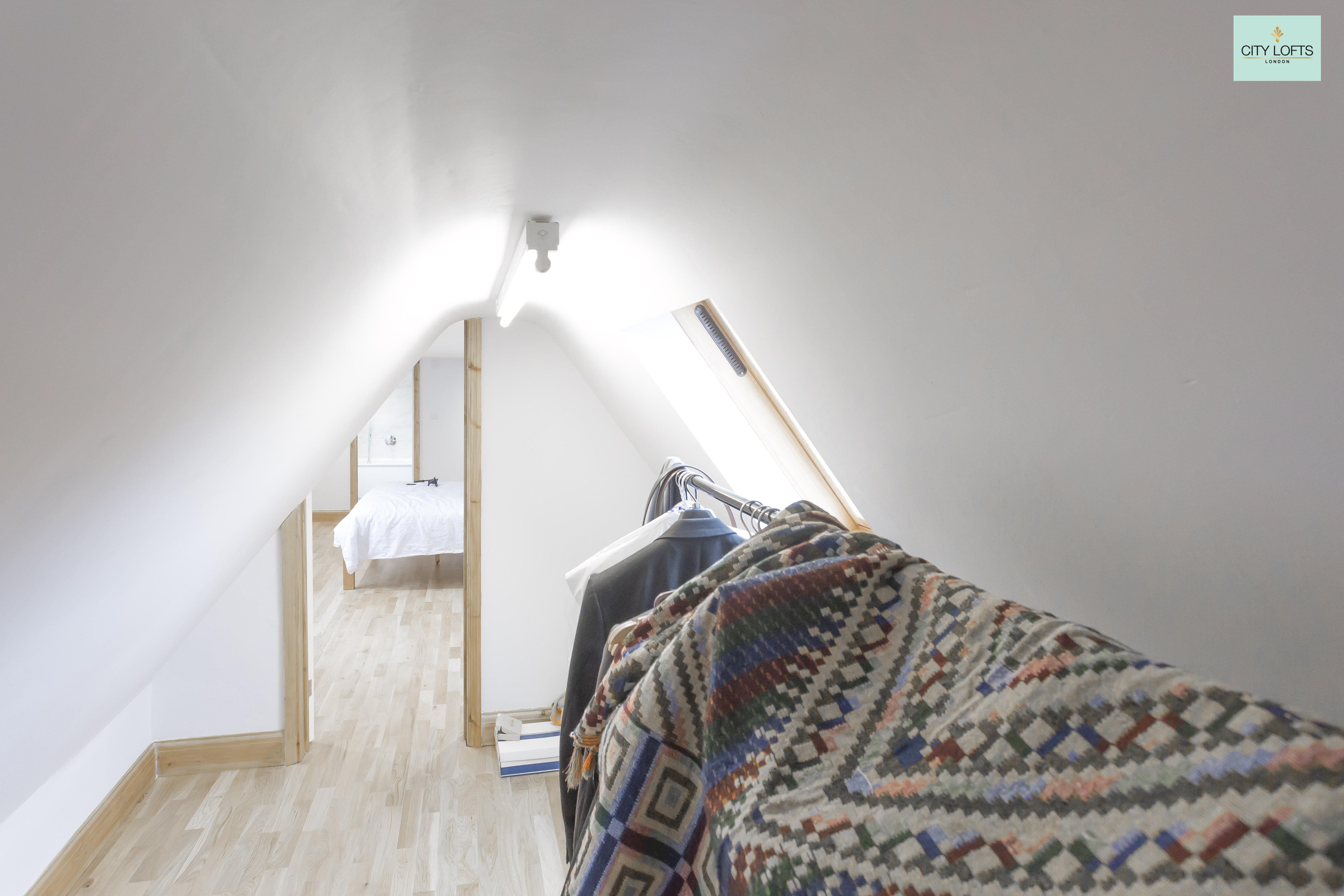 Totteridge loft conversion storage