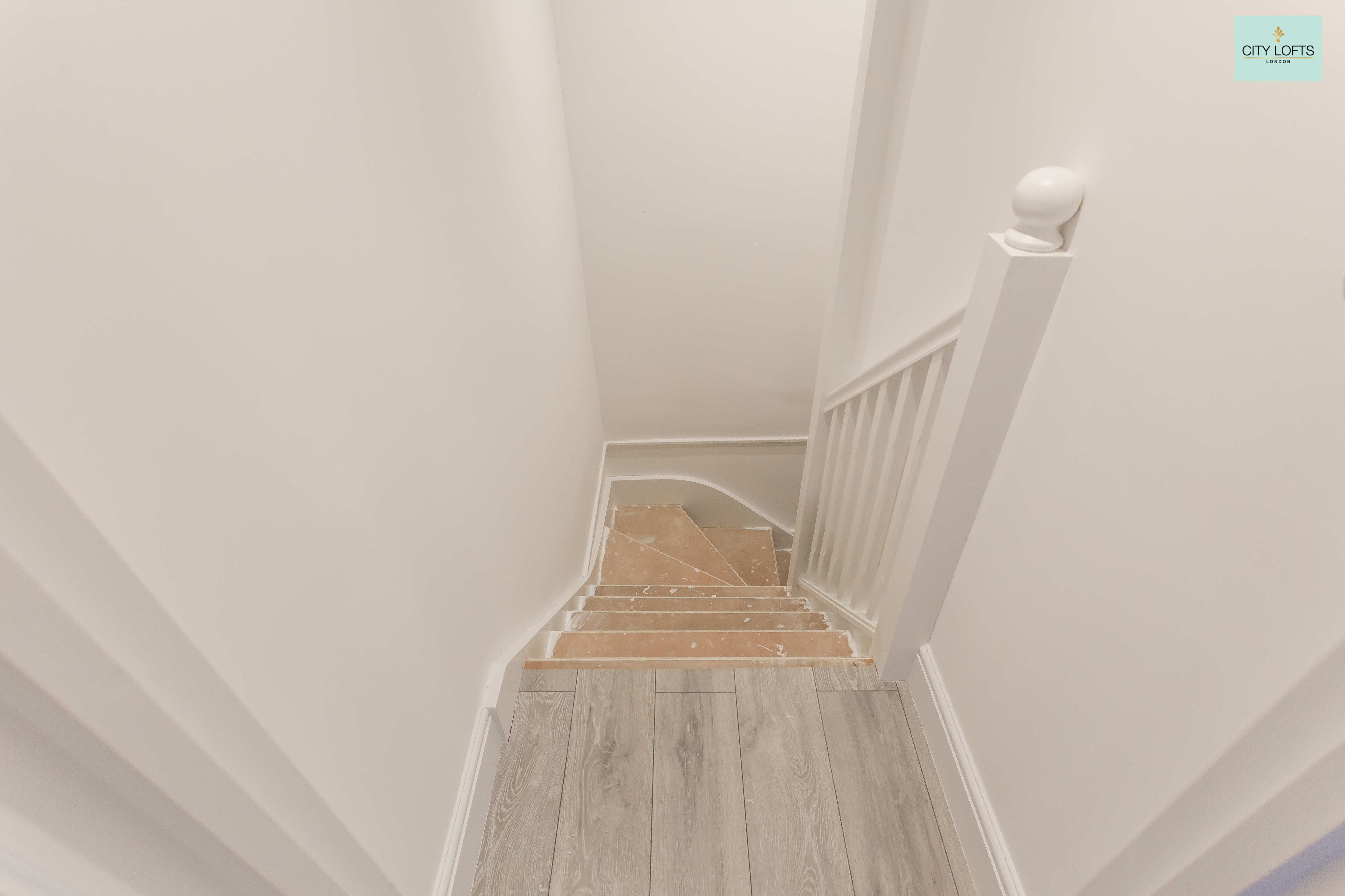Loft Conversion Golders Green Stairs