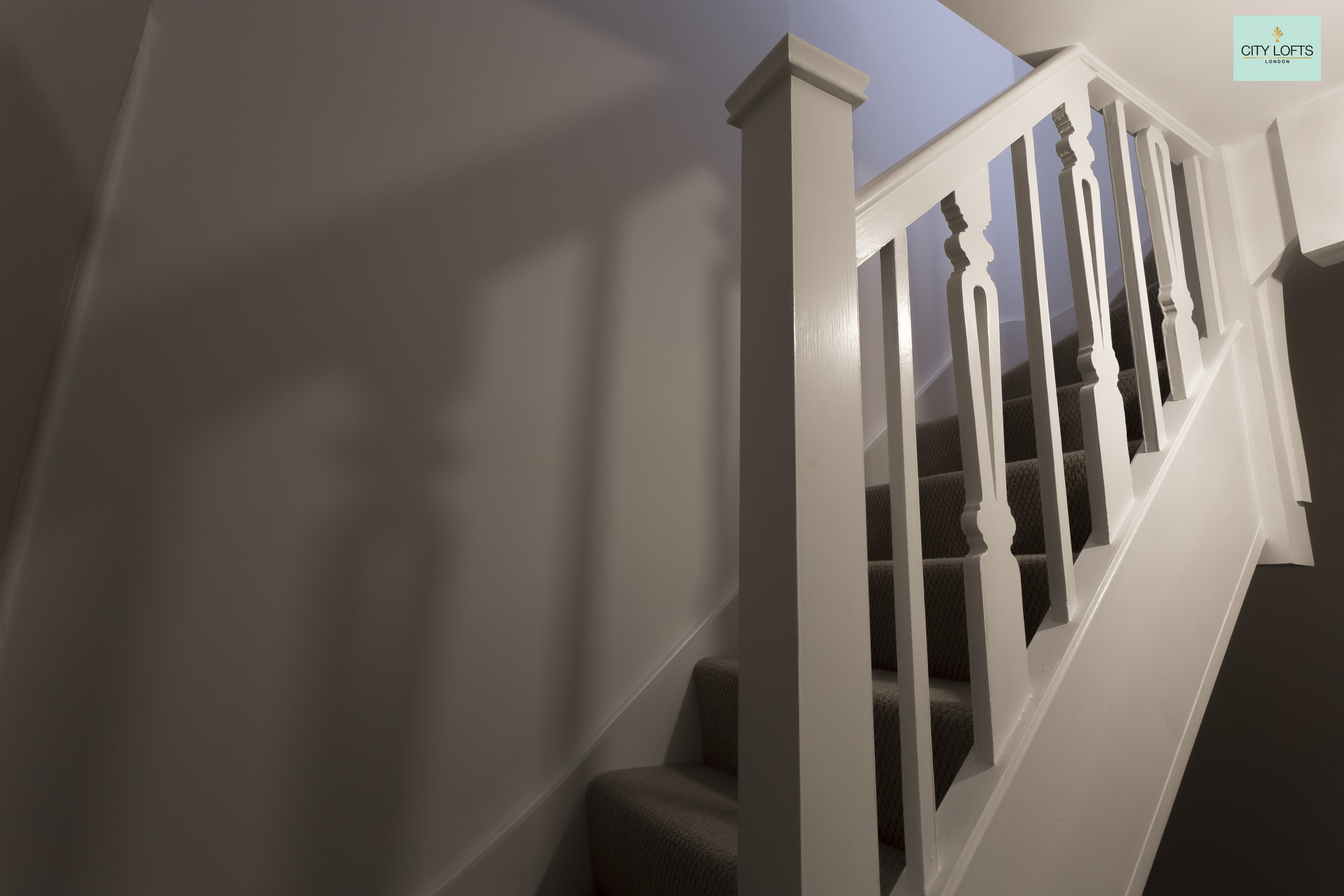 Holloway Loft Conversion Stairs