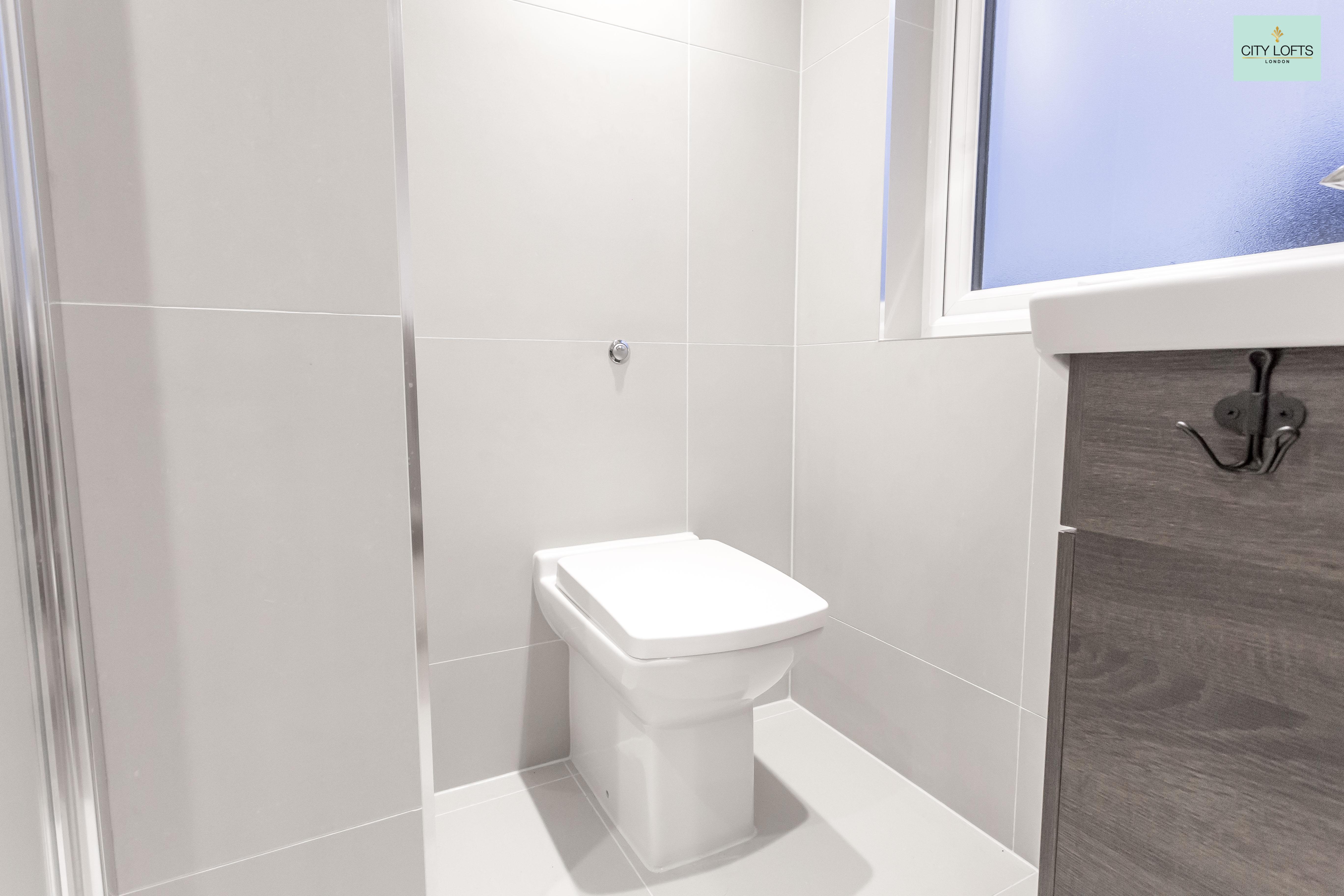 Loft Conversion Dollis Hill Toilet