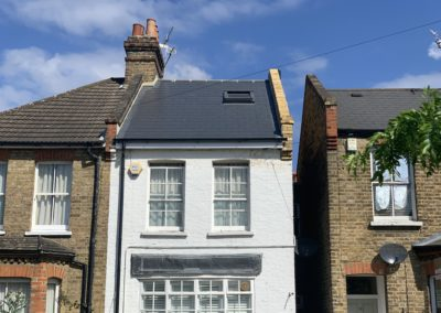 Loft Conversion in Chiswick Park