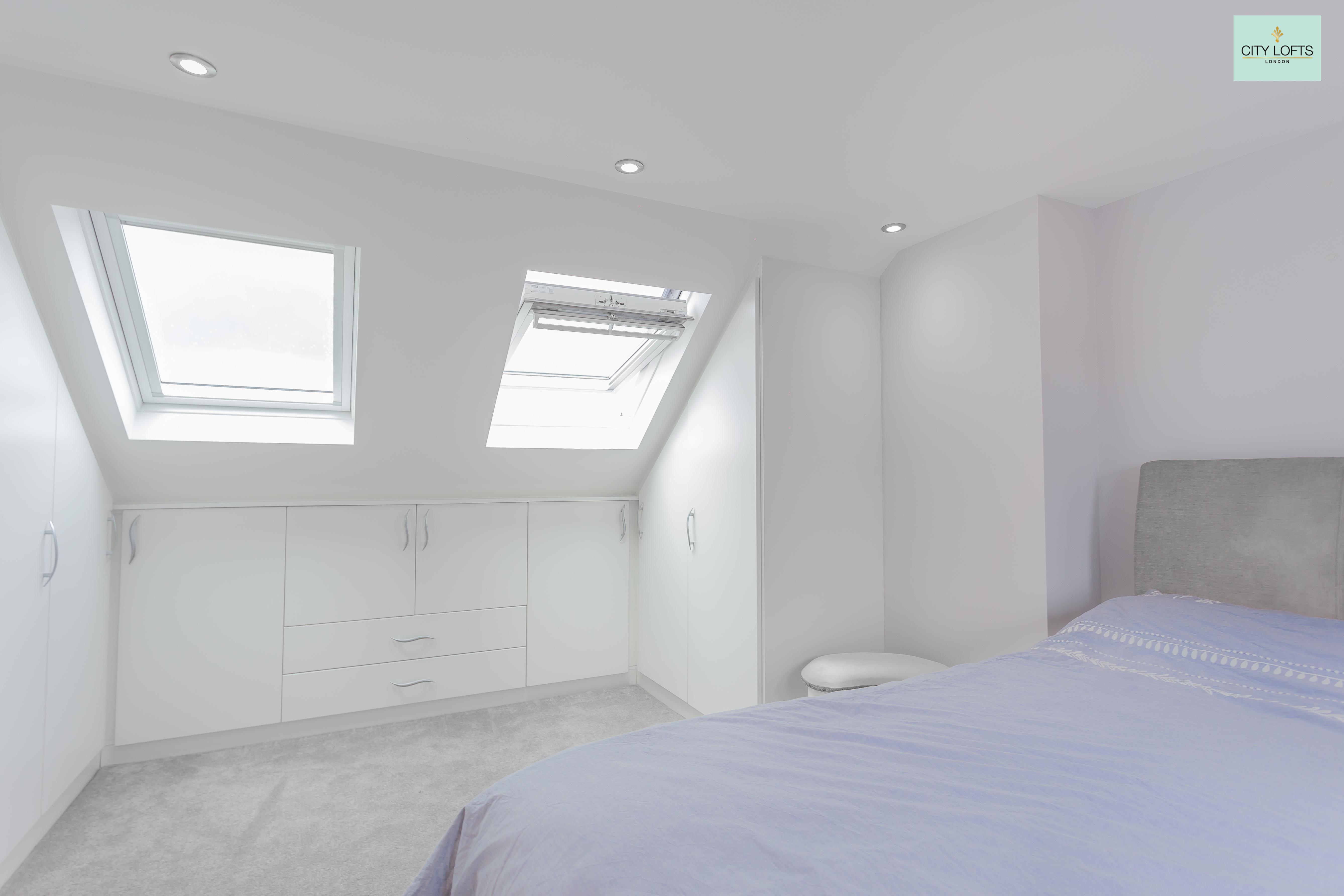 loft-conversion-twickenham-grey-bedroom