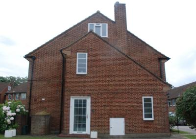 Loft Conversion Chiswick (Thames Village)
