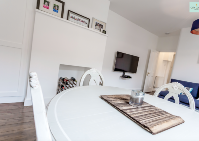 Living Room Loft Conversion Ealing London