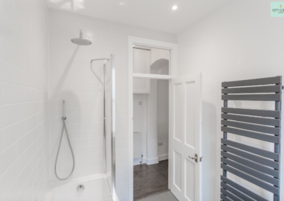 Bathroom in Loft Conversion Ealing
