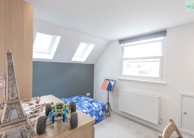 Ealing loft conversion room