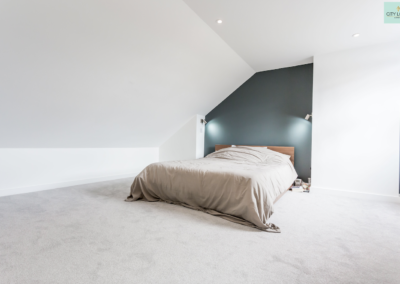 Loft conversion Ealing (Bedroom)