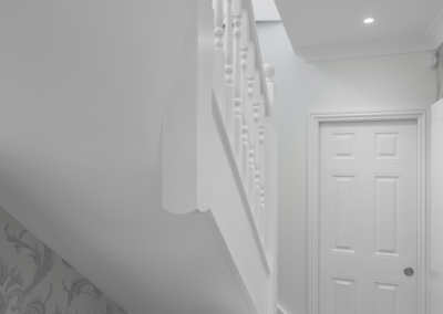 Loft conversion in Ealing (Stairs)