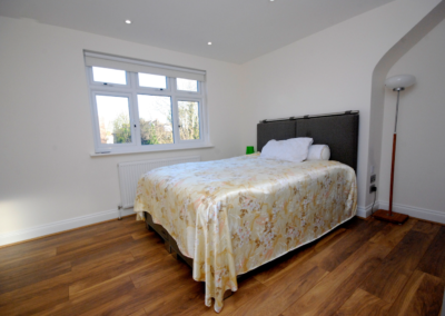 After Loft Conversion in North Finchley Bedroom