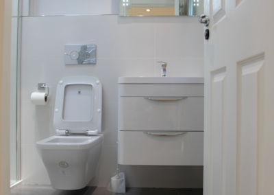 After Loft Conversion in North Finchley Bathroom