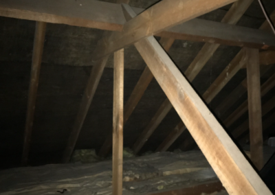 Loft conversion in Hayes