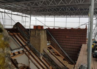Loft conversion in West Ealing
