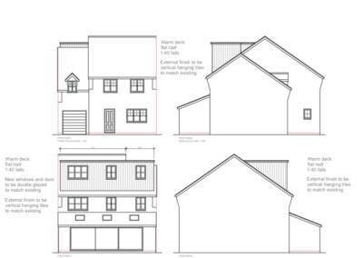 Loft Conversion in Putney Plans