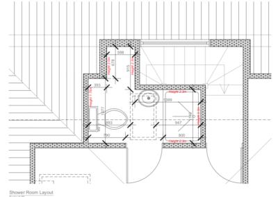 Loft Conversion in Hanger Lane Plan