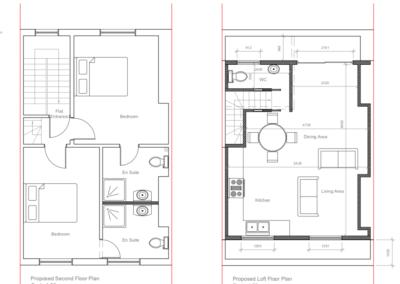 Plans Loft Conversion in Islington