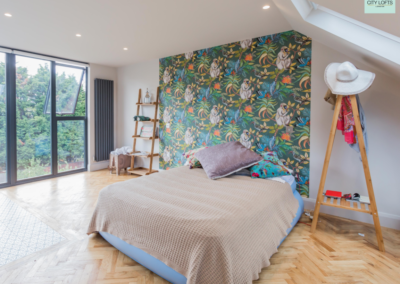 loft-conversion-southgate-bedroom-london